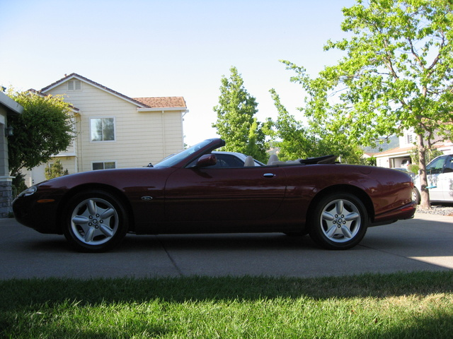 Picture of 1999 Jaguar XK-Series XK8 Convertible, exterior, gallery_worthy