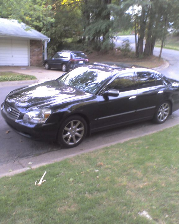 2000 Infiniti Q45 4 Dr Touring Sedan picture