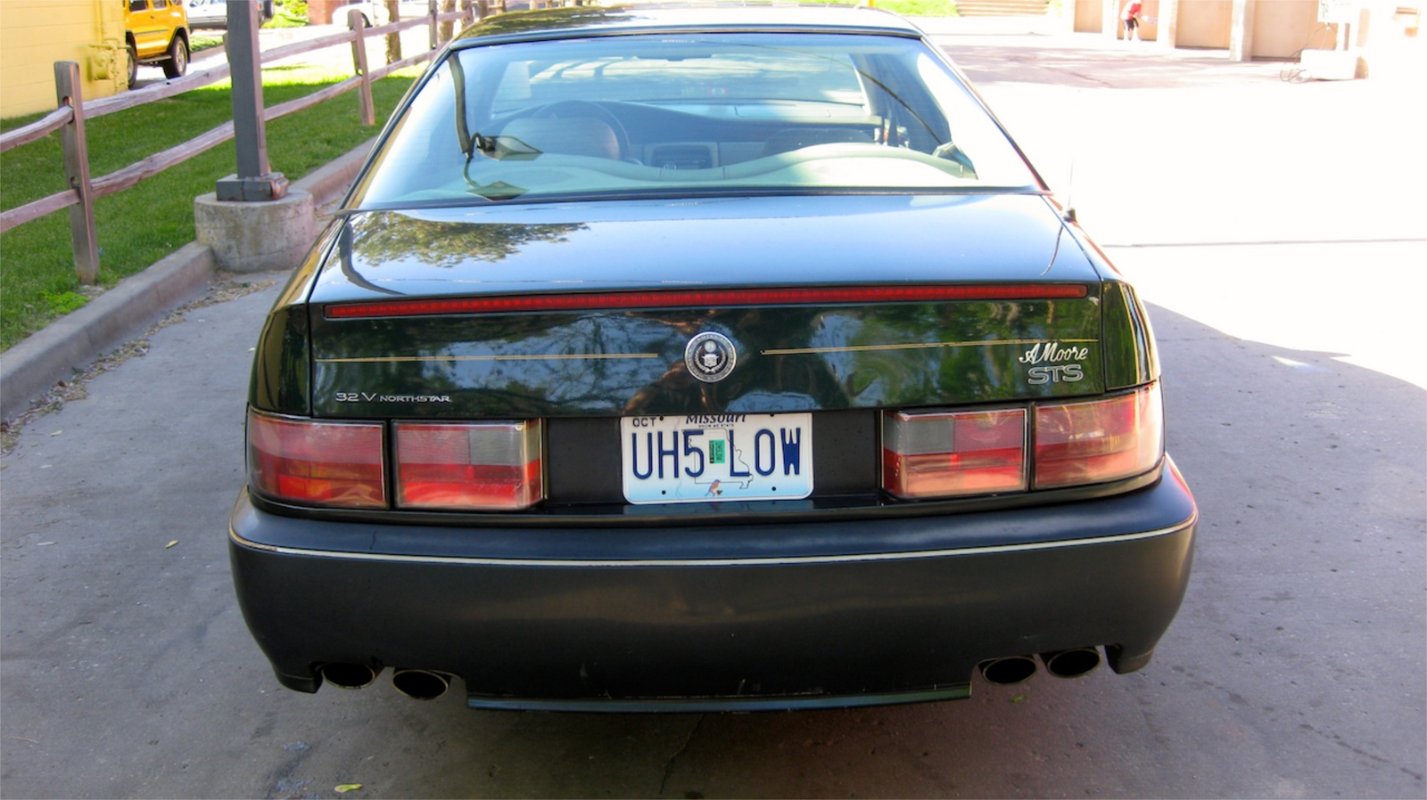 1995 Cadillac Seville STS picture
