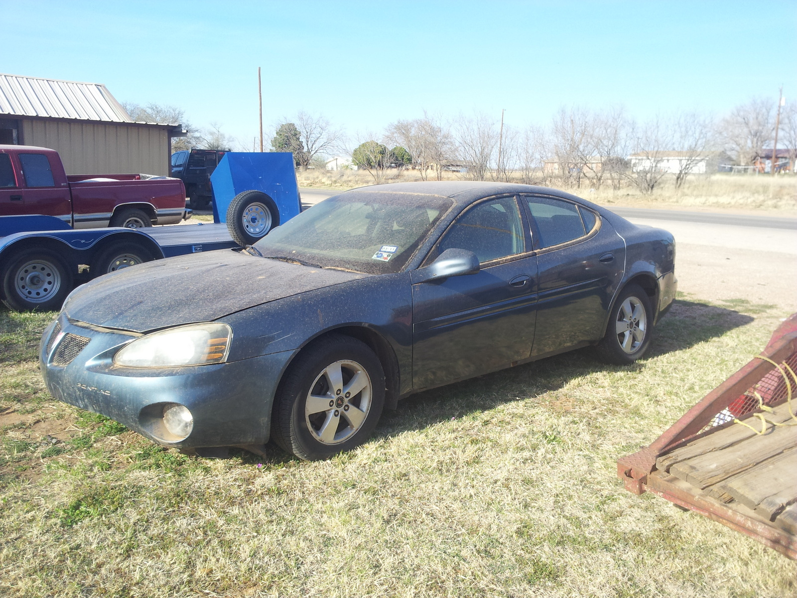 pontiac grand prix questions can you put a 2006 grand prix motor or transmission in a newer or. Black Bedroom Furniture Sets. Home Design Ideas