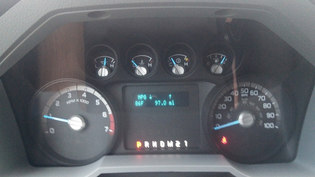Picture of 2012 Ford F-350 Super Duty XLT Crew Cab 4WD, interior