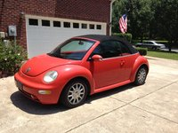Picture of 2004 Volkswagen Beetle GL 2.0L Convertible, exterior
