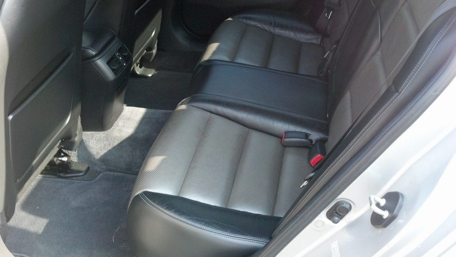Picture Of 2007 Acura Tl Type S Interior