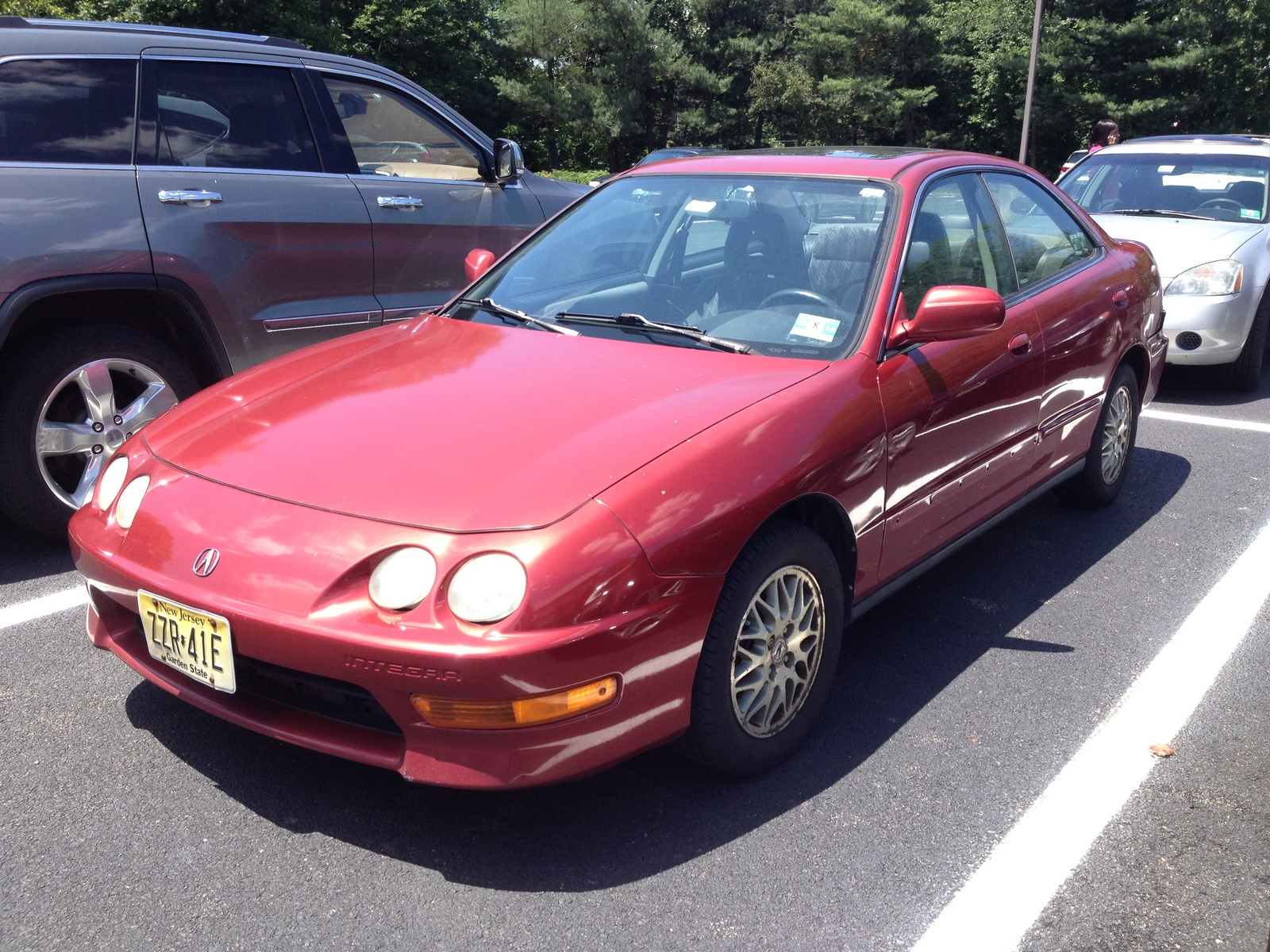 Acura Integra Dr Ls Sedan Pic