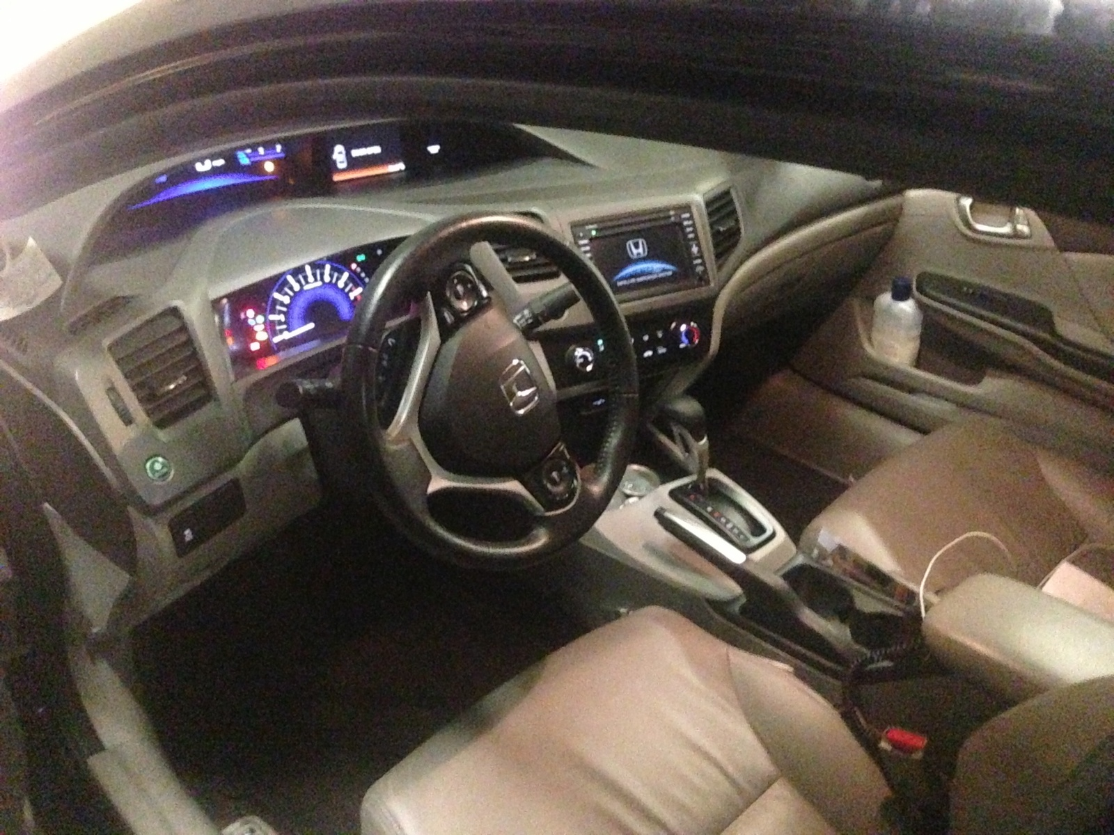 2012 Honda Civic Interior Pictures Cargurus
