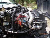 Picture of 2005 Chevrolet Silverado 3500 2 Dr LS 4WD Standard Cab LB, engine