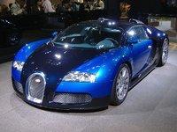 2006 Bugatti Veyron 16.4 picture, exterior