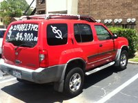 Picture of 2001 Nissan Xterra SE, exterior, gallery_worthy