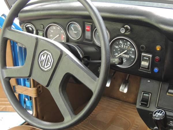 Who Owns Scion >> 1979 MG Midget - Interior Pictures - CarGurus