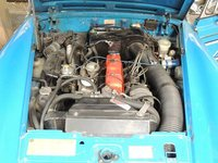 Picture of 1979 MG Midget, engine