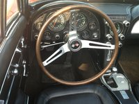 Picture of 1967 Chevrolet Corvette Convertible Roadster, interior