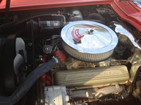 Picture of 1967 Chevrolet Corvette Convertible Roadster, engine