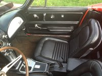 Picture of 1967 Chevrolet Corvette Convertible, interior, gallery_worthy