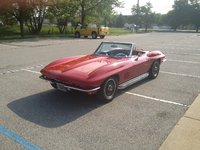 Picture of 1967 Chevrolet Corvette Convertible Roadster, exterior, gallery_worthy