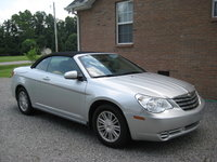 Picture of 2009 Chrysler Sebring Touring Convertible, exterior, gallery_worthy