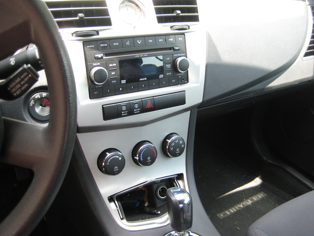 Picture of 2009 Chrysler Sebring Touring Convertible, interior, gallery_worthy
