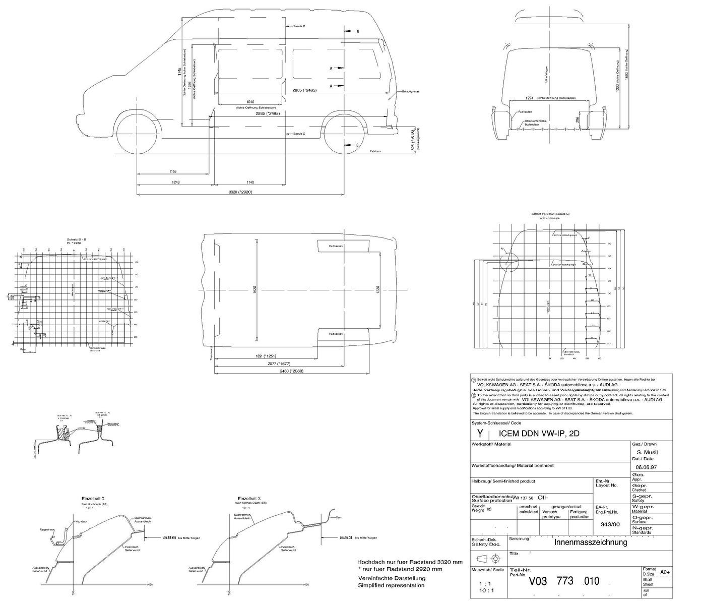 Toyota Sienna Interior Dimensions 2015