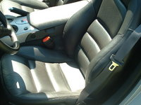 2005 Chevrolet Corvette Coupe, Picture of 2005 Chevrolet Corvette Base, interior