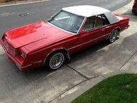 1981 Dodge Mirada CMX, exterior