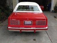 1981 Dodge Mirada Overview