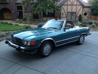 Picture of 1989 Mercedes-Benz 560-Class 560SL Convertible, exterior