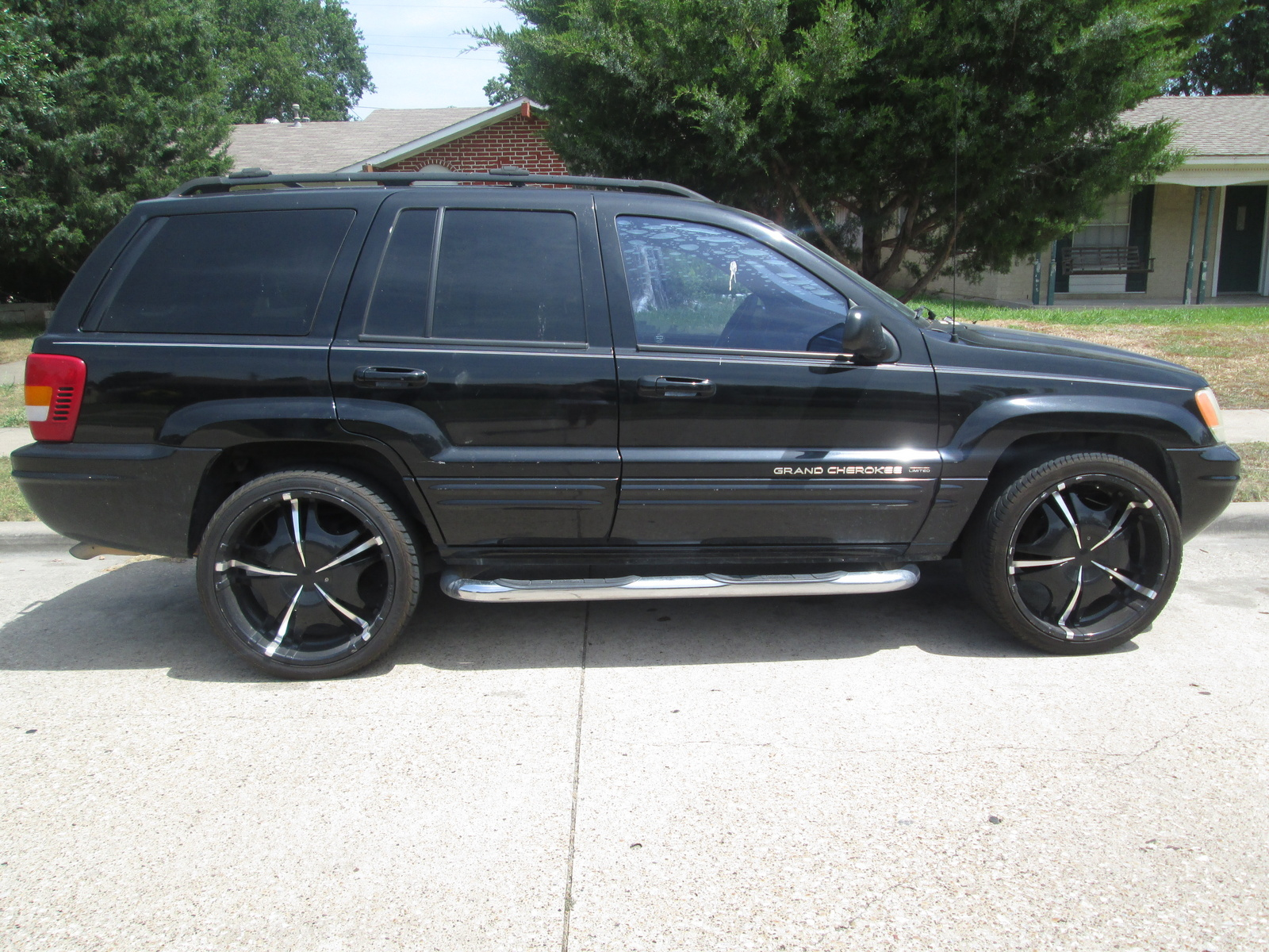 picture of 2000 jeep grand cherokee limited exterior. Black Bedroom Furniture Sets. Home Design Ideas