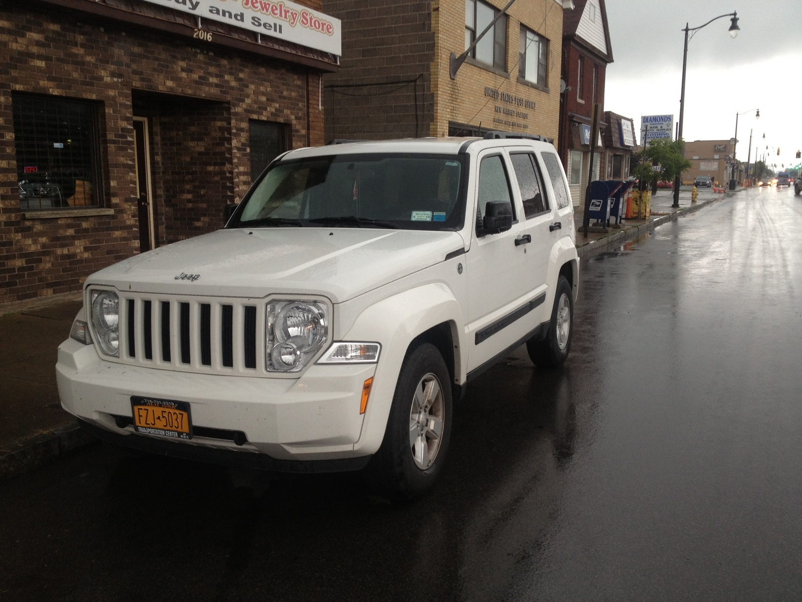 2009 Jeep Liberty Sport 4WD picture, exterior