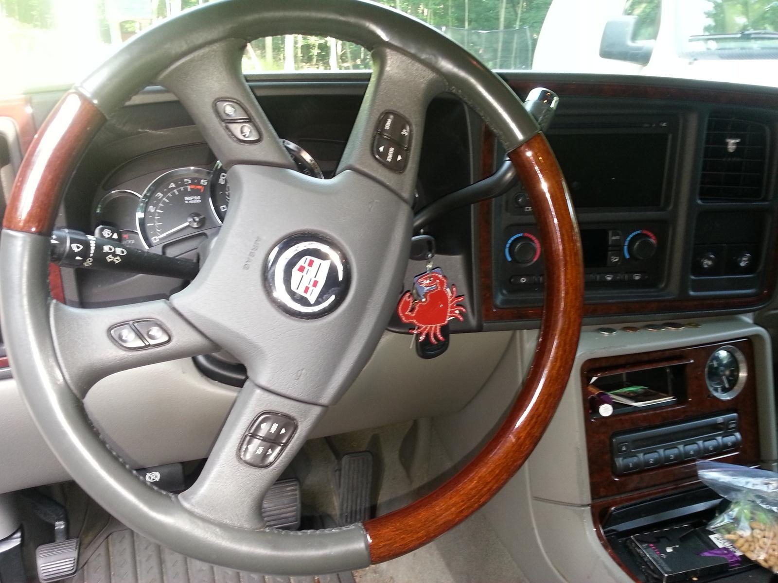 Cadillac Escalade Dr Std Awd Suv Pic