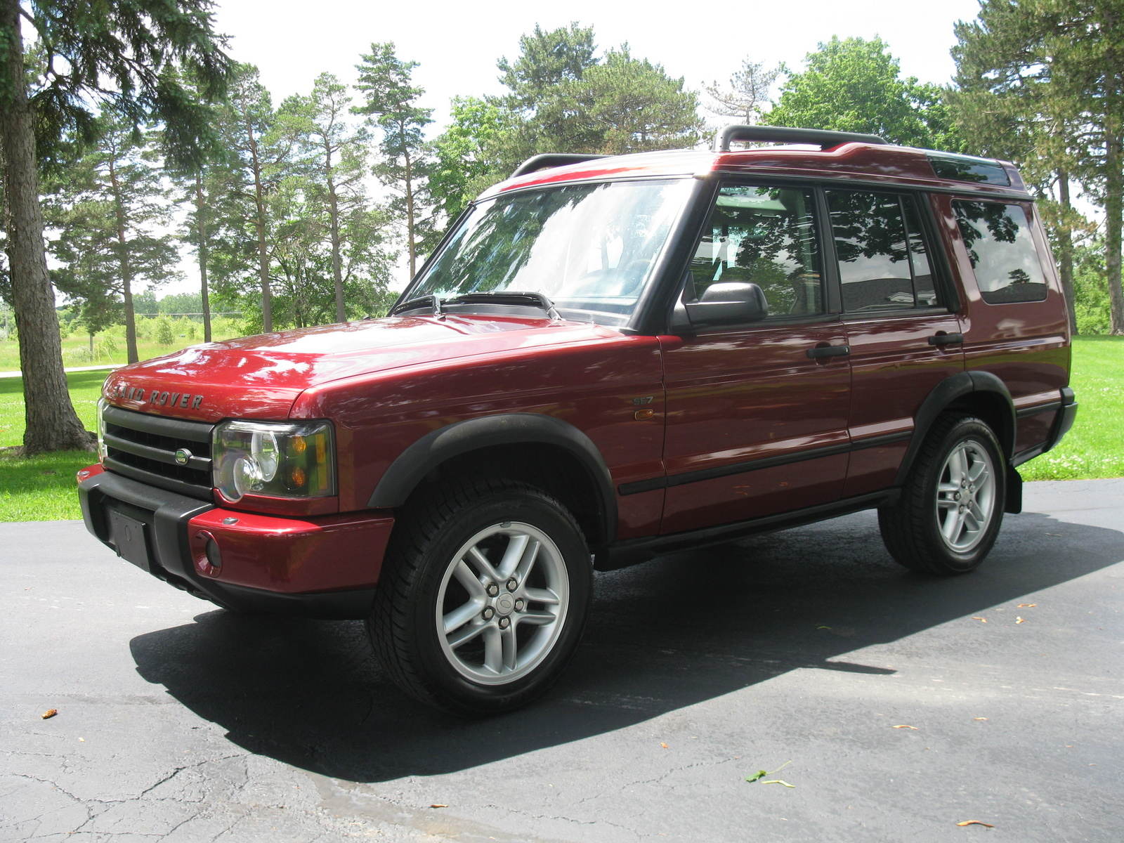 2004 land rover discovery other pictures cargurus. Black Bedroom Furniture Sets. Home Design Ideas