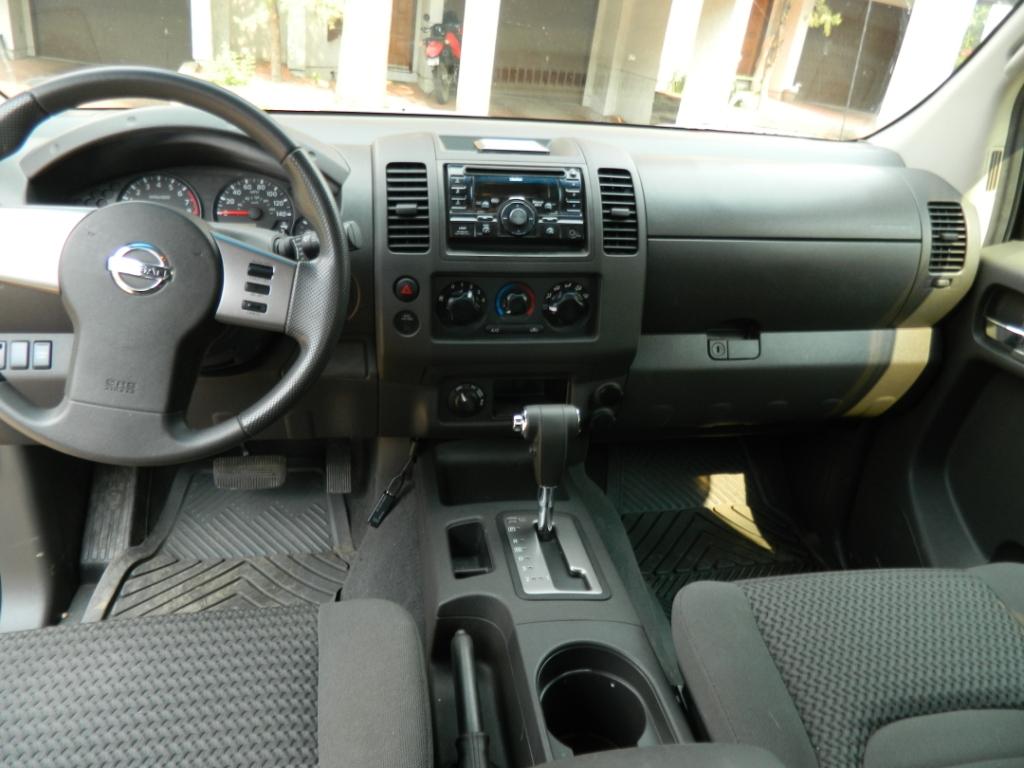2007 Nissan Frontier Interior Pictures Cargurus