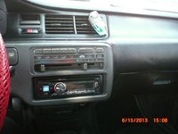Picture of 1995 Honda Civic EX, interior