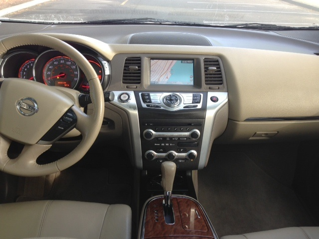 Nissan Rogue Select >> 2009 Nissan Murano - Interior Pictures - CarGurus