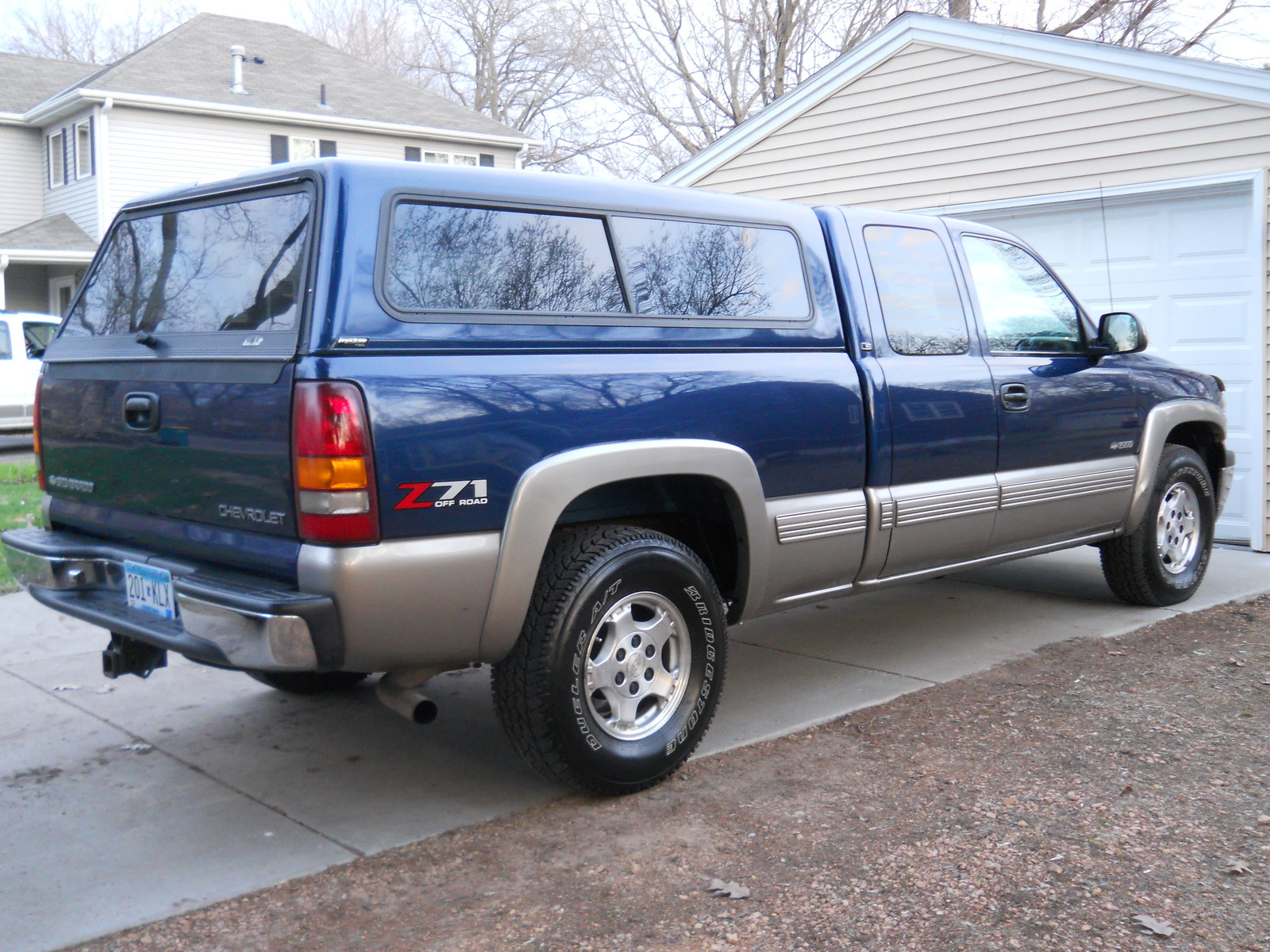 picture of 2001 chevrolet silverado 1500 extended cab lb 4wd exterior. Cars Review. Best American Auto & Cars Review