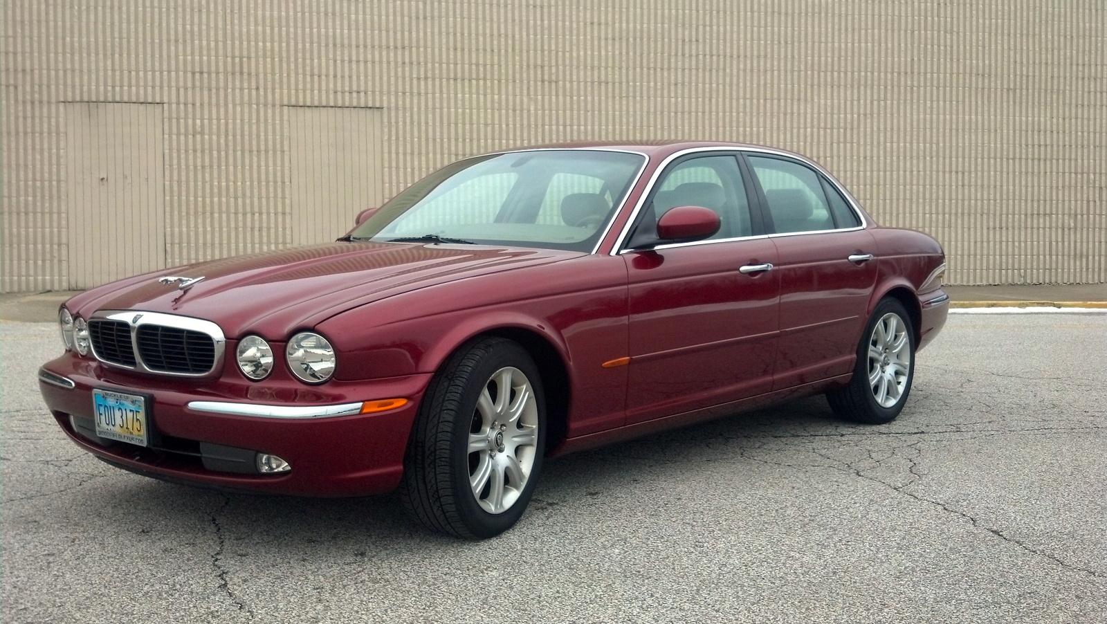 2004 Jaguar Xj Series Pictures Cargurus