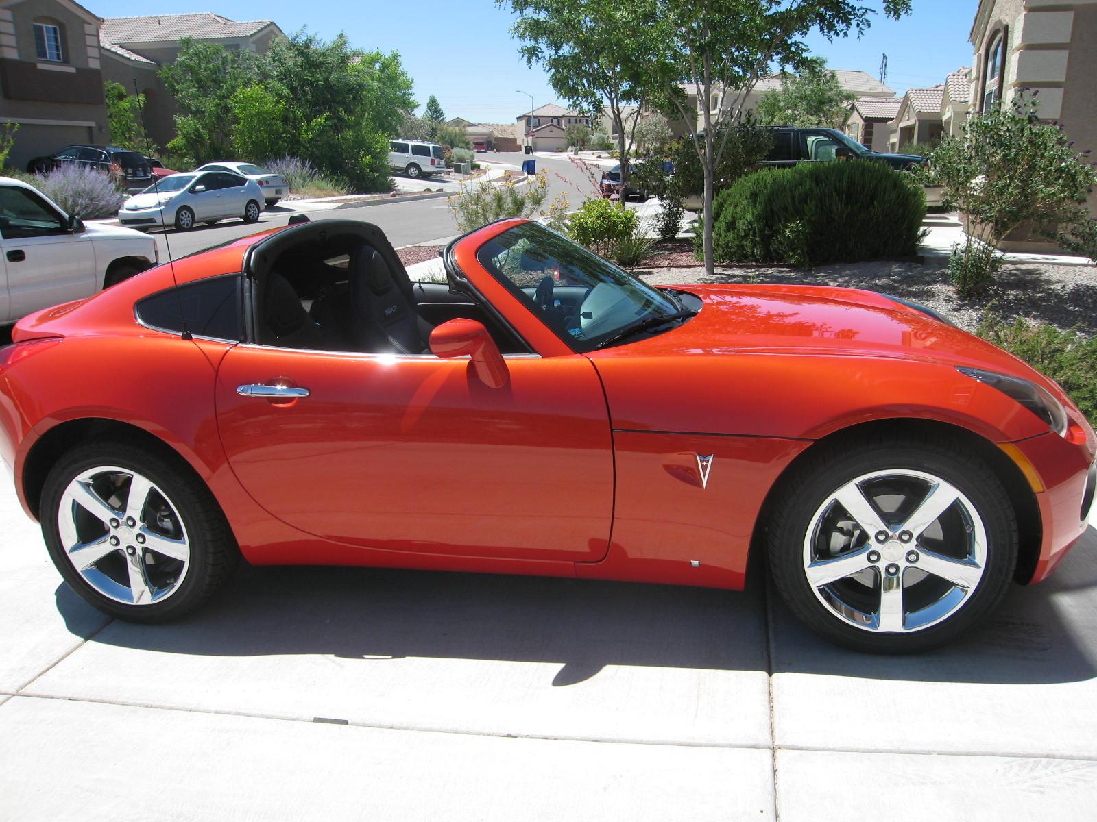 2009 Pontiac Solstice Pictures Cargurus