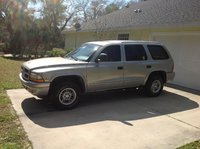 1998 Dodge Durango 4 Dr SLT 4WD SUV, SLT PLUS PACKAGE, exterior