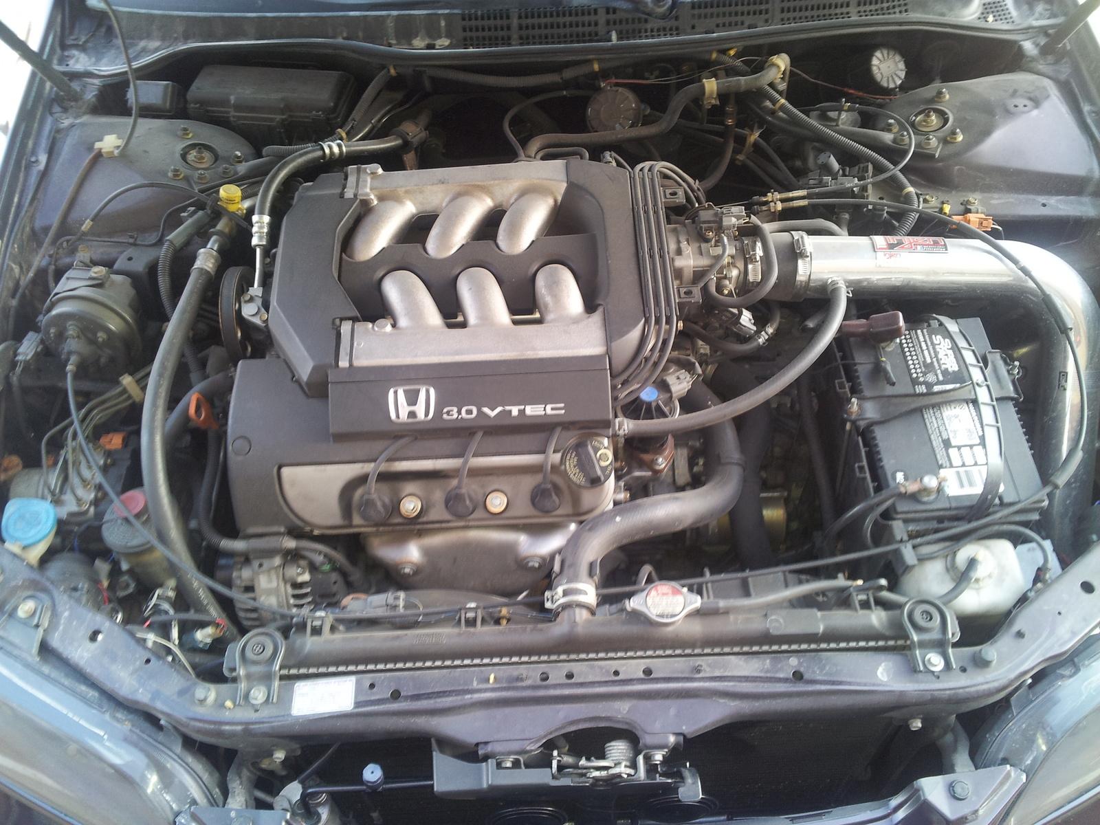 Honda Accord Lx V Pic