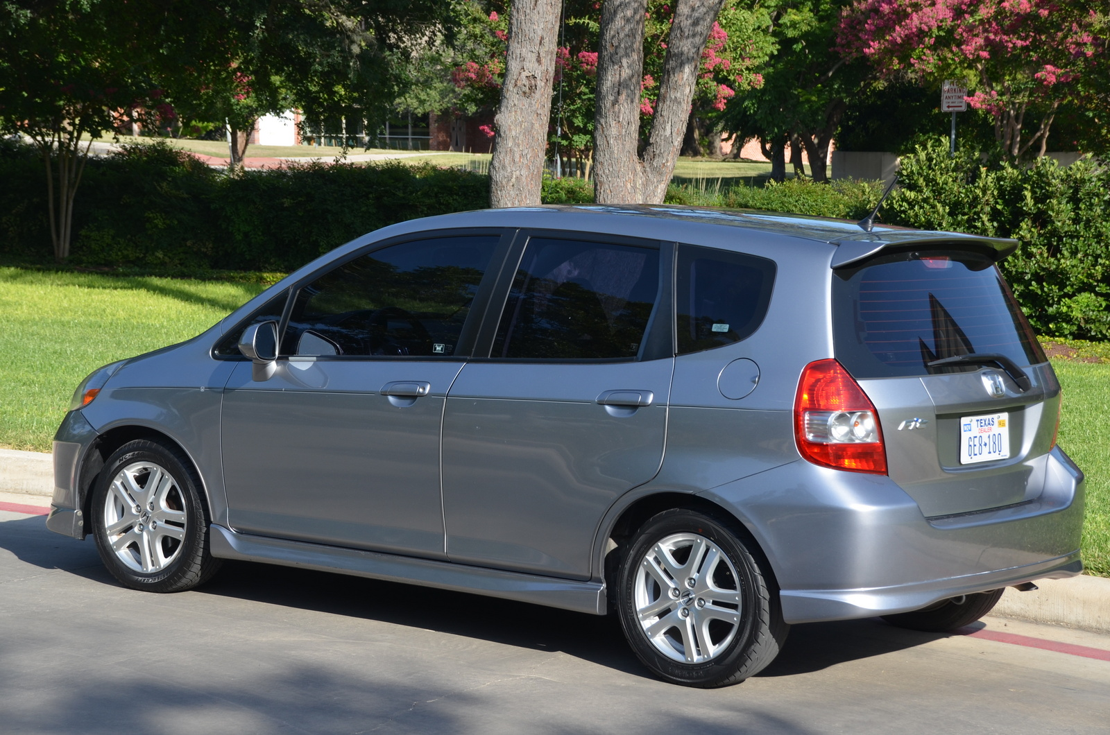2007 Honda Fit Pictures Cargurus