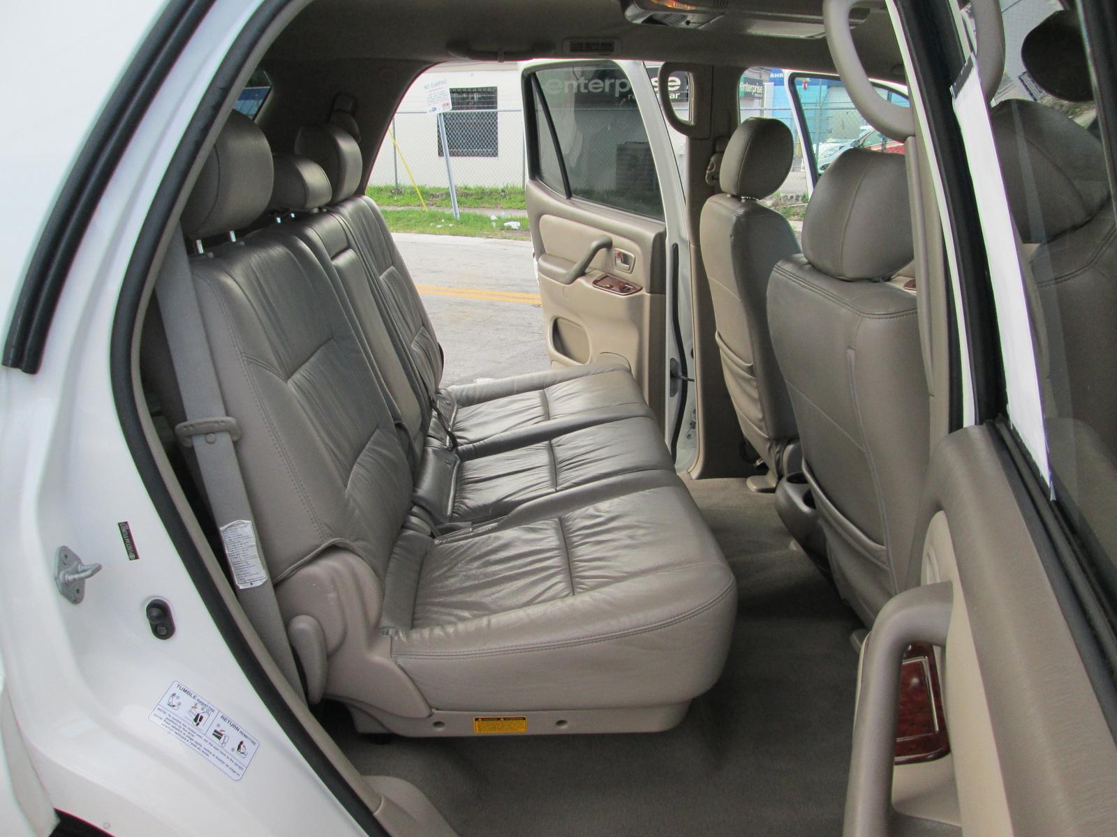 2007 toyota sequoia pictures cargurus - Toyota sequoia interior dimensions ...