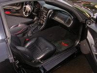 Picture of 1997 Chevrolet Corvette Coupe, interior