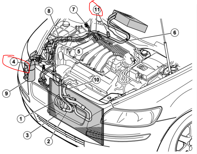 volvo s60 06 engine diagram  volvo  free engine image for