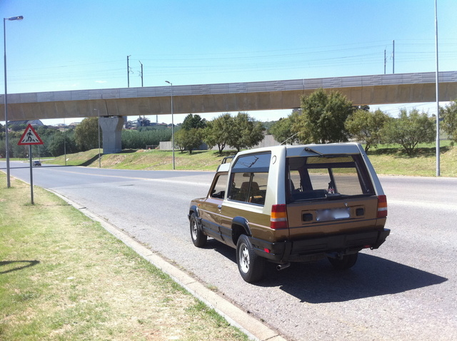 Picture of 1981 Talbot Matra Rancho