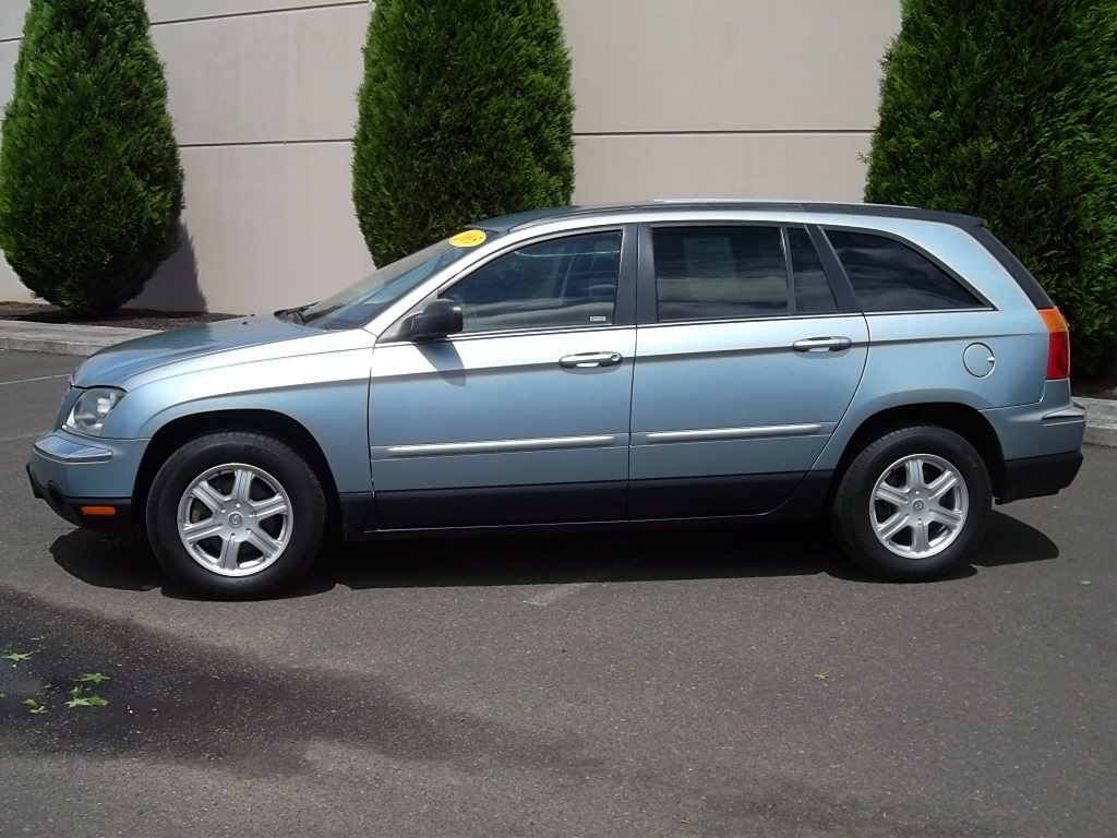Ford Dealers Near Me 2005 Chrysler Pacifica - Pictures - CarGurus