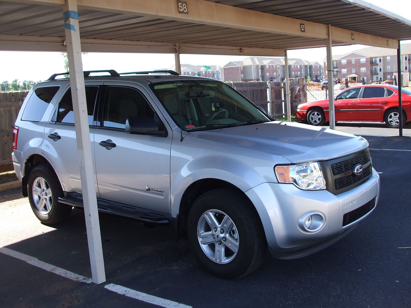 used 2006 ford escape hybrid review ratings edmunds autos post. Black Bedroom Furniture Sets. Home Design Ideas