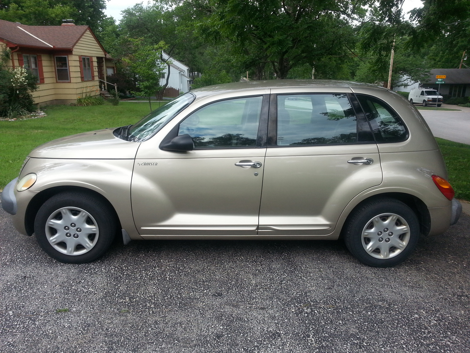 2002 Chrysler Pt Cruiser Pictures Cargurus