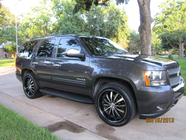 Picture of 2010 Chevrolet Tahoe LT, exterior, gallery_worthy