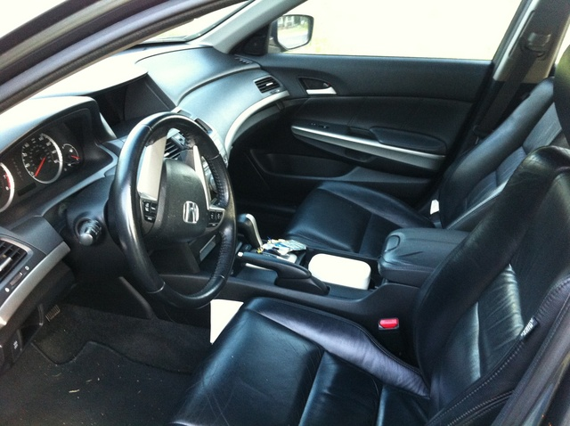 Picture of 2009 Honda Accord EX-L V6 w/ Nav, interior, gallery_worthy