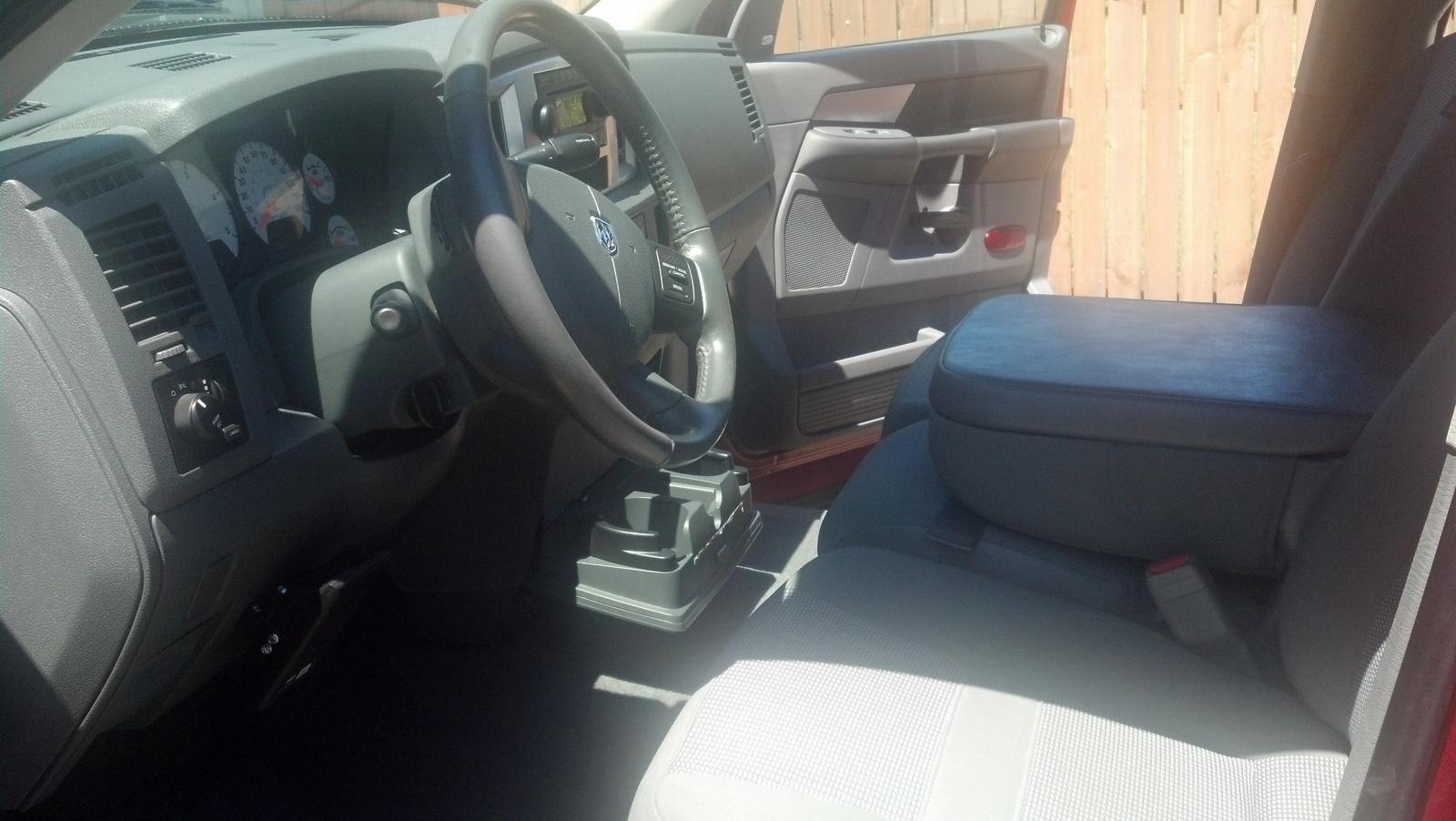 2008 Dodge Ram Pickup 2500 Pictures Cargurus