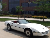 Picture of 1987 Chevrolet Corvette Convertible, exterior