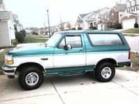 Picture of 1996 Ford Bronco XLT 4WD, exterior, gallery_worthy